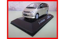 Toyota Estima Aeras масштабная модель J-Collection 1/43