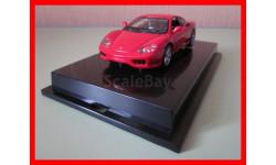 Ferrari 360 Modena масштабная модель Mattel Hot Wheels 1/43