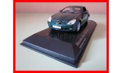 Mercedes-Benz SLK 2004 масштабная модель Minichamps 1/43