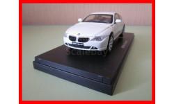 BMW 645Ci Coupe масштабная модель Kyosho 1/43