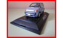 Honda FCX масштабная модель Ebbro 1/43