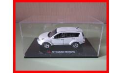 Mitsubishi Outlander масштабная модель 1/43
