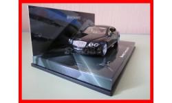 Bentley Continental GT масштабная модель Minichamps 1/43