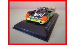 Porsche 956L 24h Le Mans 1983 масштабная модель Minichamps 1/43