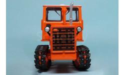 Т-4А, Тракторы 79, оранжевый, масштабная модель трактора, 1:43, 1/43, Тракторы. История, люди, машины. (Hachette collections)