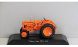 VENDEUVRE Super GG70 - 1955, масштабная модель, 1:43, 1/43, Universal Hobbies (сельхозтехника)