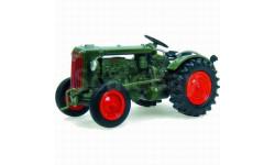 HURLIMANN H12, масштабная модель, 1:43, 1/43, Universal Hobbies (сельхозтехника)