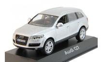 AUDI Q7, silver, масштабная модель, 1:43, 1/43, Schuco