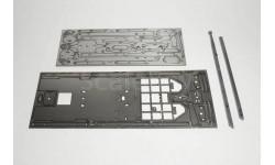 Транскит Прицеп-роспуск ТМЗ-803 c лесовозной надстройкой, сборная модель (другое), 1:43, 1/43, MAX-Models