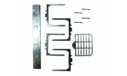 Транскит Сортиментовозная надстройка для МАЗ-6303-026, сборная модель (другое), 1:43, 1/43, MAX-Models