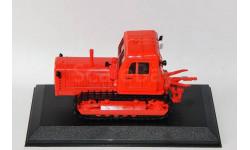 Т-4А, Тракторы 17, красный, масштабная модель трактора, Тракторы. История, люди, машины. (Hachette collections), scale43