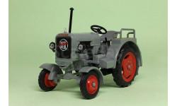 Eicher ED 25/II, Тракторы 78, серый, масштабная модель трактора, Тракторы. История, люди, машины. (Hachette collections), scale43