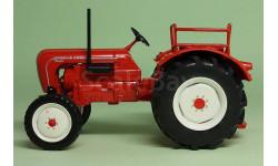 Porsche Master 419, Тракторы 72, красный, масштабная модель трактора, 1:43, 1/43, Тракторы. История, люди, машины. (Hachette collections)