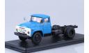 ЗИЛ-130Ш, шасси (поздняя облицовка радиатора), масштабная модель, 1:43, 1/43, Start Scale Models (SSM)