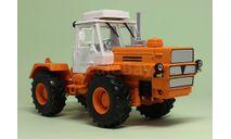 Т-150К, Тракторы 92, оранжевый, масштабная модель трактора, Тракторы. История, люди, машины. (Hachette collections), scale43