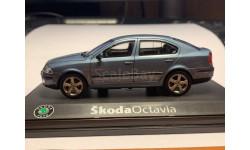 SKODA Octavia 2004, satin gray met
