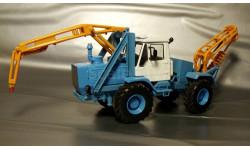 Бку(Т-150К) конверсия, масштабная модель трактора, Миниград, 1:43, 1/43