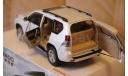 Toyota Land Cruiser Prado 150, масштабная модель, scale18