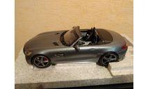 MERCEDES-BENZ AMG GT C Roadster, масштабная модель, Norev, scale18