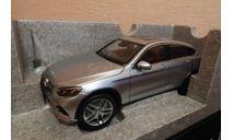 Mercedes-Benz GLC Coupe 2016 C253, масштабная модель, iScale, scale18