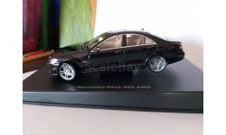 Mercedes S AMG, масштабная модель, Mercedes-Benz, Autoart, 1:43, 1/43