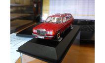 Mercedes w123, масштабная модель, Mercedes-Benz, Minichamps, 1:43, 1/43