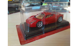 Ferrari 458 italia, масштабная модель, Ferrari Collection (Ge Fabbri), scale43