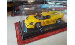 Ferrari F50, масштабная модель, Ferrari Collection (Ge Fabbri), 1:43, 1/43