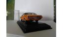 DODGE Challenger Minichamps, масштабная модель, 1:43, 1/43