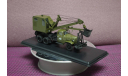 Комплект ЗиС 151 ВАРЭМ + ДКА-0,25/5 на шасси ЗиС-151, масштабная модель, ModelPro, scale43