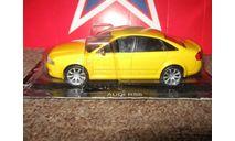 AUDI A6, журнальная серия масштабных моделей, PCT, scale43