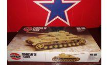 Танк T IV, сборные модели бронетехники, танков, бтт, scale0, Airfix