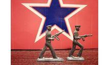 2 матроса на учениях  СССР, фигурка, scale0