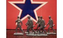 пехота на марше  СССР, фигурка, scale0