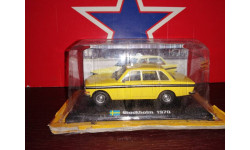 Volvo taxi, масштабная модель, scale43, amercom