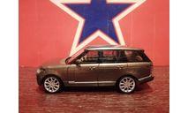 Range Rover, масштабная модель, scale43, Premium X