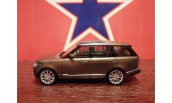 Range Rover, масштабная модель, Premium X, scale43