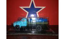 ГАЗ 53 АЦЖР, масштабная модель, scale43, Автомобиль на службе, журнал от Deagostini