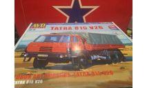 Тatra 815V26, сборная модель автомобиля, scale43, AVD Models, Tatra