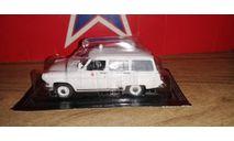 ГАЗ 22 СМП, журнальная серия масштабных моделей, PCT, scale43