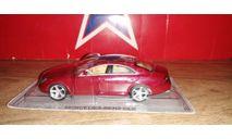 Mercedes ClS, журнальная серия масштабных моделей, PCT, Mercedes-Benz, scale43