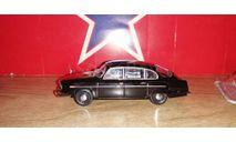 Tatra 603 черная, масштабная модель, scale43, DeA/IXO