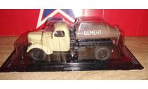 ЗиС 150/КАЗ 601 цемент, журнальная серия масштабных моделей, PCT, scale43