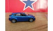 Subaru WRX, масштабная модель, saico, scale43