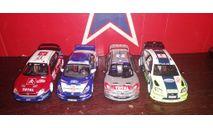 4 rally car, масштабная модель, scale43, Altaya