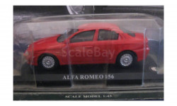 Alfa Romeo 156, масштабная модель, 1:43, 1/43, Del Prado