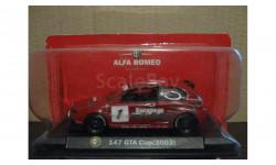 Alfa Romeo 147, масштабная модель, 1:43, 1/43, DeA/IXO