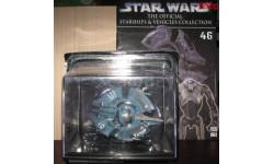звездолеты Star Wars, журнальная серия масштабных моделей, DeAgostini