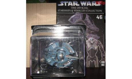 звездолет Star Wars № 46, журнальная серия масштабных моделей, DeAgostini
