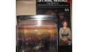 звездолет Star Wars № 44, журнальная серия масштабных моделей, DeAgostini